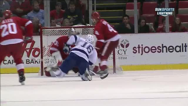Teddy Purcell buries the winner in OT