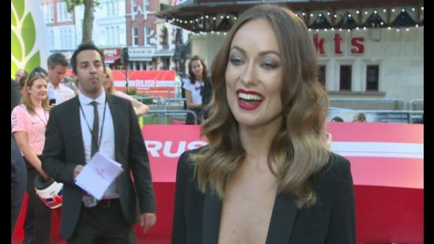Olivia Wilde: I would love Woody Allen to be my passenger