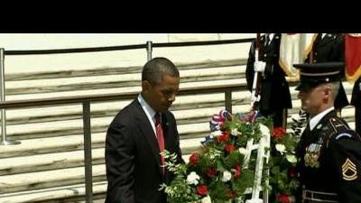 Obama honors military personnel killed in battle
