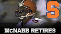 Eagles To Retire Number Of Former Syracuse Star Donovan McNabb