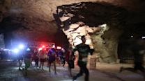 Cave Racers Take Running to New Depths