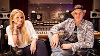 Besties - Hanging with Cody Simpson and Sis Alli Simpson in the Studio