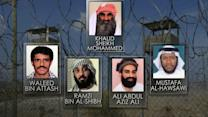 Who are the five alleged 9/11 plotters?