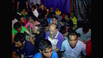 Crackdown on illegal migrant workers in Malaysia