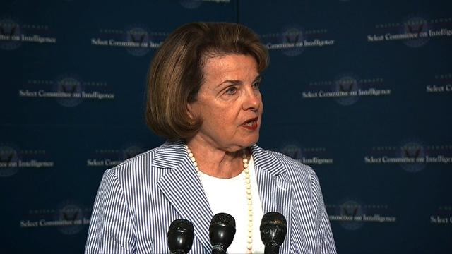 Feinstein: U.S. looks like
