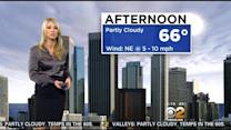 Evelyn Taft's Weather Forecast (March 3)