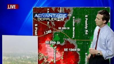 Damage Reported In Eastern Okla. County