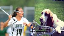 Off the Record: With Loyola's Hannah Schmittola women's lacrosse