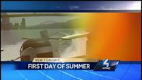 First weekend of summer kicks off with boats, music and sunshine