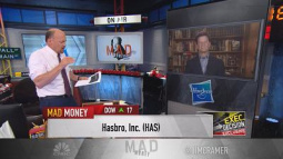 Cramer: Best place to stash cash for upcoming presidentia...