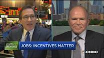 Santelli Exchange: Getting Americans to work