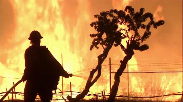 Southern California could be facing worst fire season in 100 years