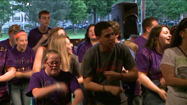 Unified Theater Puts Special Needs Kids Center Stage