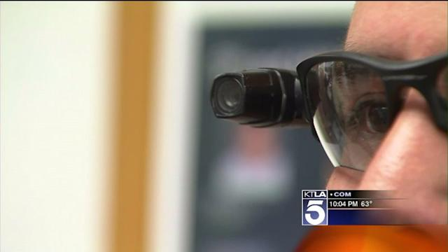 `Future of Policing`: LAPD Tests On-Body Video Cameras