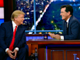 Stephen Colbert puts his late-night Trump takedowns in perspective: 'Comedy will not stop him'