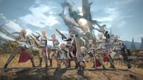 Final Fantasy XIV: A Realm Reborn - Lightning Trailer