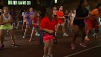 Kids Aiming to Lose Weight Take on Summer Camp