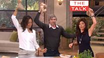 The Talk - Food Festival: Mo Rocca