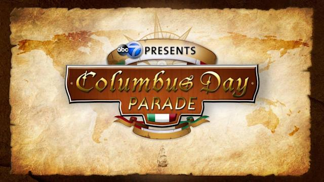 Chicago's Columbus Day Parade
