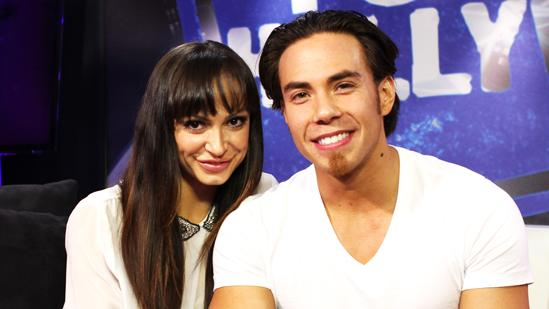 Dancing with 'DWTS' All-Stars Apolo Ohno and Karina Smirnoff