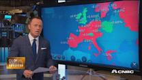 European markets close: Worst month in 4 years