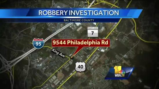 Police catch serial armed robber