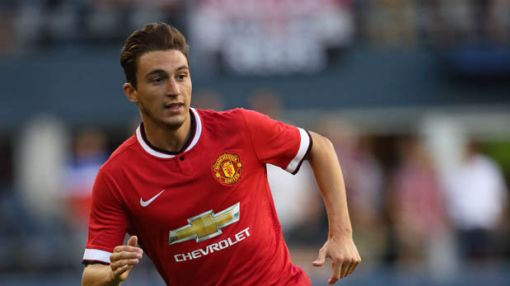 Inter make final push for Manchester United's Darmian