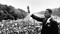 Nation marks 50 years since March on Washington