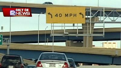 39 Crashes Prompt Calls For Change Of Part Of Marquette Interchange