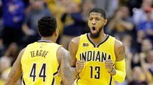 The Indiana Pacers? Gone till November.