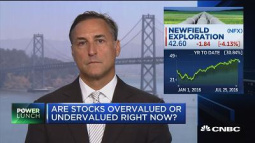 Are stocks overvalued?