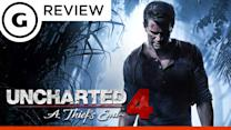 Uncharted 4: A Thief's End - Review