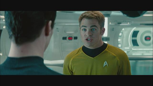 Star Trek Into the Darkness - I Allow It