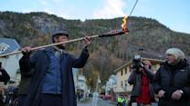 Mirrors rescue sun-starved residents of Norwegian village