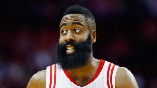 One of James Harden's teammates promises he'll play defense this season
