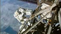 Astronauts Complete 3rd Spacewalk in 8 Days