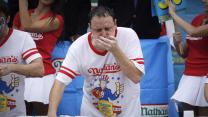 Is competitive eating a sport?