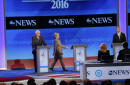 Clinton: Trump's bathroom quip showed he's a 'very emotionally strange man'