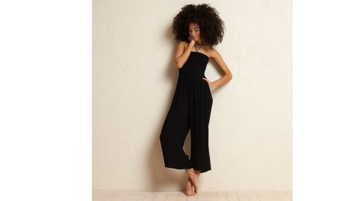 Aerie Wide Leg Jumpsuit $18 60% OFF