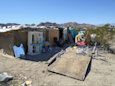 Three children found living in wooden box in California desert