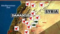 Possible Syria Targets Include Airfields, Command Facilities