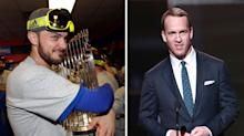 How Peyton Manning made Kris Bryant really appreciate winning the World Series