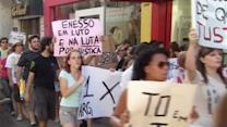 Mourners Want Justice After Brazil Fire