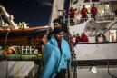 UN agency says 280 migrants stranded in unsafe port in Libya