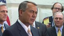 Boehner Calls Obama Impeachment Talk a 'Scam'