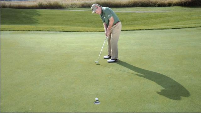 Shortcuts from Tom Watson - Tom Watson: Shortcuts To Clutch Putting