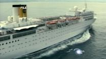 Cruise Ship Stranded