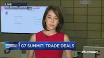 G7 Summit: Trade deals