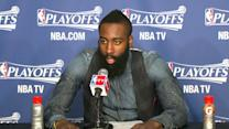 Press Pass: James Harden