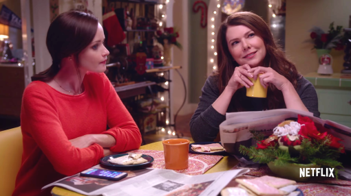 Here's the first trailer and premiere date for Netflix's 'Gilmore Girls' revival